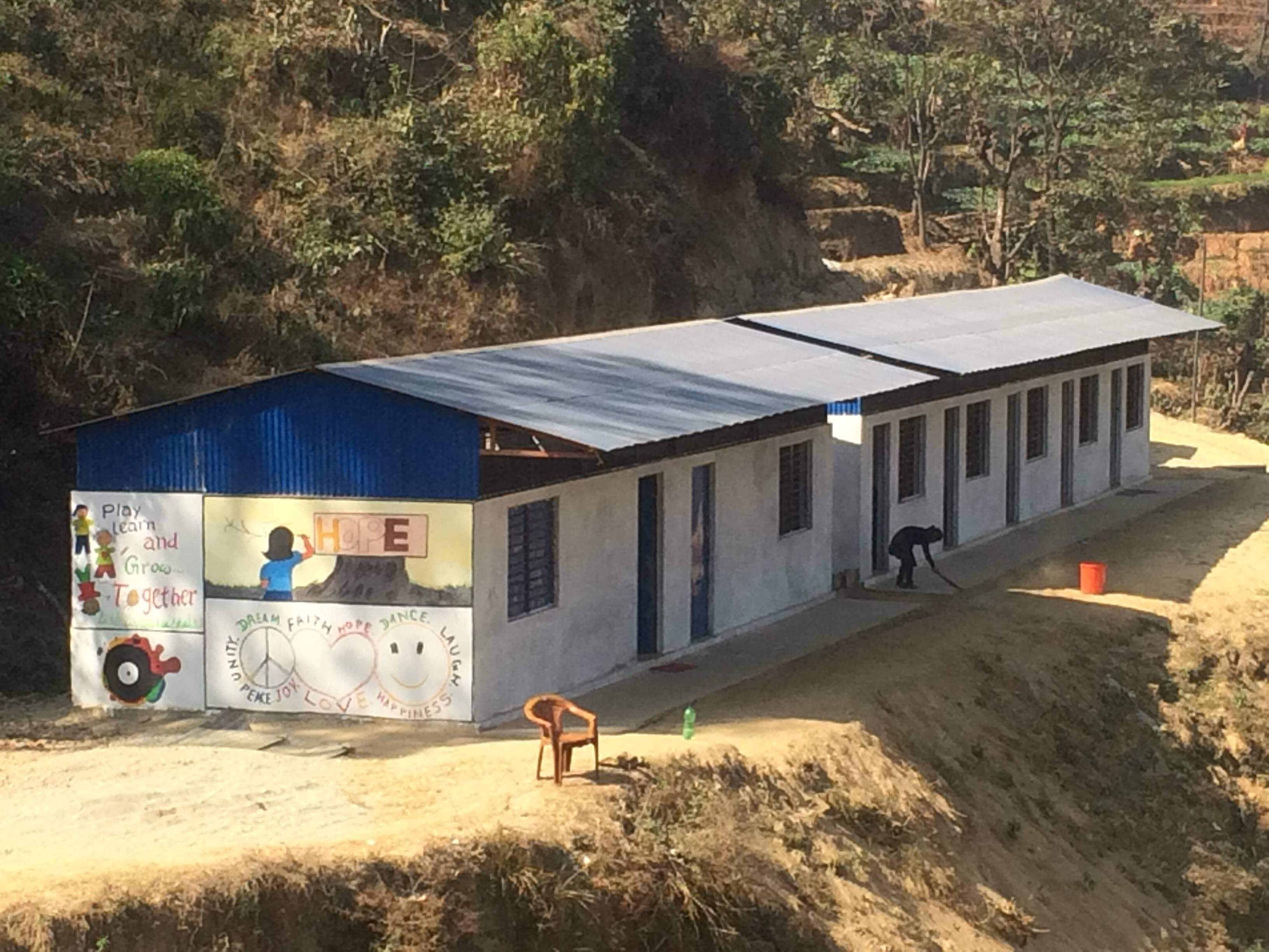 Shree Janata primary school dhading